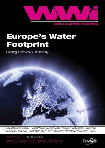 Europe's Water Footprint - Water Footprint Network