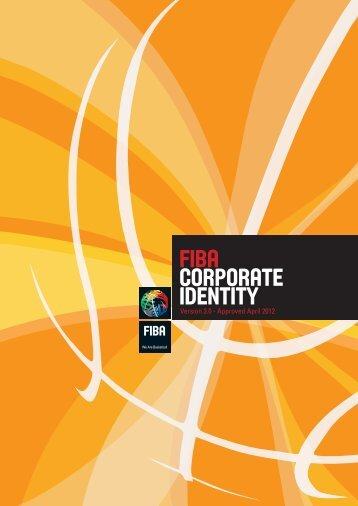 FIBA CORPORATE IDENTITY - FIBA Identity