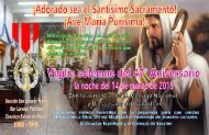Invitación Aniversario 2015