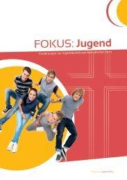 Focus: Jugend | Eckpunktepapier des Trägerkreises ... - BDKJ Speyer