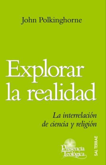 Explorar_la_realidad.. - Editorial Sal Terrae