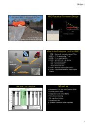 M-E Perpetual Pavement Design N3 and N4 - Aapaq.org