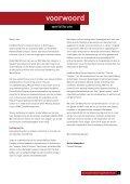 duurzaamheidsverslag - World Forum - Page 5