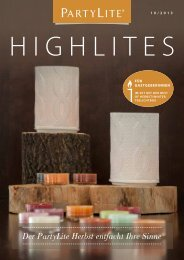 HighLites herunterladen - Partylite