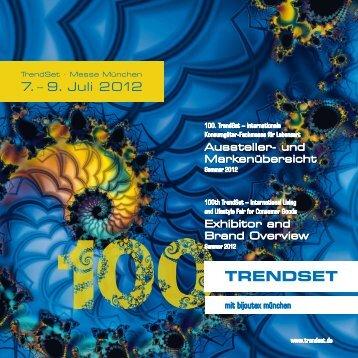 herunterladen (4,8 MB) - TrendSet