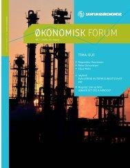Okoforum nr 7-06 - Samfunnsøkonomene