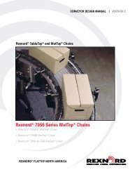 WDH580 // 8 in Pitch Riveted Heat Treated Material Medium Carbon Welded Steel Drag Chain Series Engineering Chain