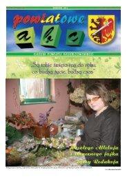 Powiatowe ABC - kwiecień 2011 - Powiat Radziejowski