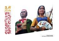 Mireu el programa d'actes - Cugat.cat