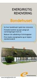 Bondehuset - Energitjenesten