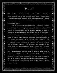 Presentación - Inicio - Universidad Nacional Autónoma de México