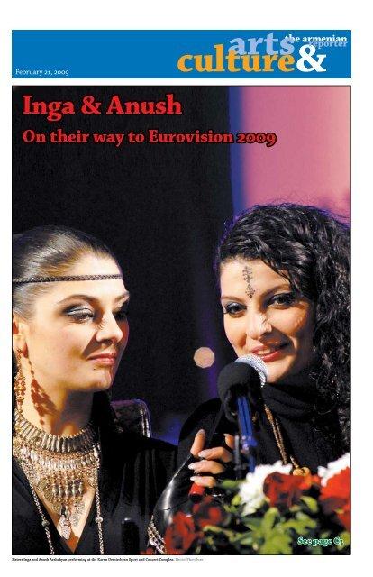 Inga & Anush - Armenian Reporter
