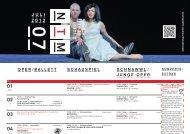 JULI 2013 - Nationaltheater Mannheim