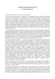 poesia come impegno totale - Catalogo Informatico delle Riviste ...