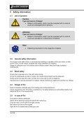 Operating instructions - Tischer Freizeitfahrzeuge - Page 6