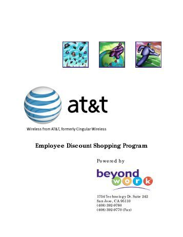 Employee Discount Shopping Program - BeyondWork