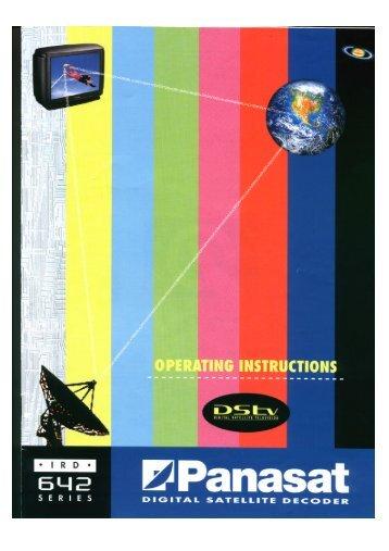 Decoder Operator Manual