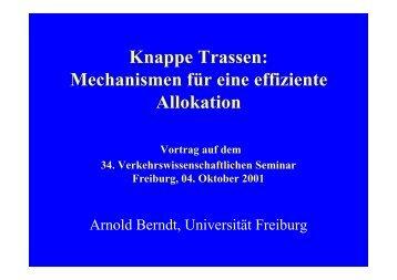 Slides zum Vortrag - Vwl.uni-freiburg.de