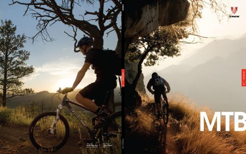 2009 Trek Mountain Bikes - Trek Bicycle