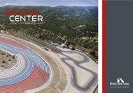 Brochure Driving Center - Paul Ricard