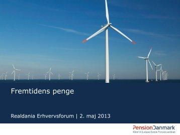 Torben Möger Pedersen (PDF) - Realdania Debat