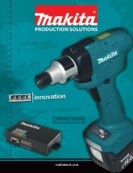 Makita Assembly Tool 2011 Catalog.pdf - HTE Technologies