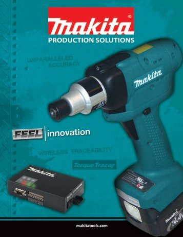 Makita Assembly Tool 2011 Catalog.pdf - HTE Technologies