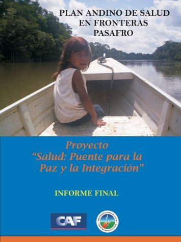 PASAFRO - INFORME FINAL.CDR - Organismo Andino de Salud
