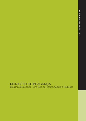 Bragança EcoCidade - Câmara Municipal de Santarém