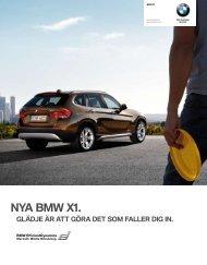 NYA BMW X1.