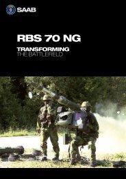 RBS 70 NG - Saab