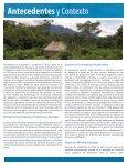 programa de campesino a campesino (pcac), siuna - Equator Initiative - Page 4