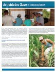 programa de campesino a campesino (pcac), siuna - Equator Initiative - Page 7