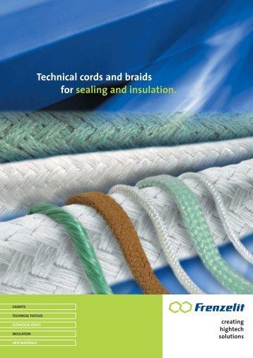 Download brochure - Frenzelit-Werke GmbH & Co. KG