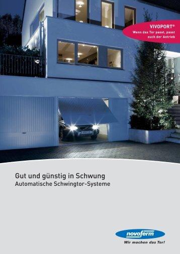 Novoferm Schwingtore - Ihr-team-fuer.com