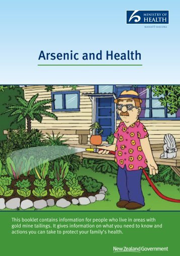 Arsenic and Health