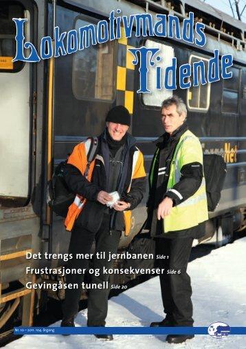 10 - Norsk Lokomotivmannsforbund