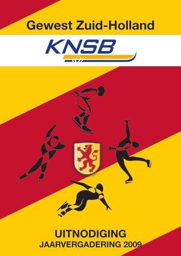 KNSB Gewest Zuid-Holland