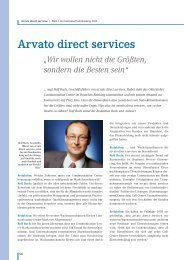Interview mit Rolf Buch - Callcenter-Profi