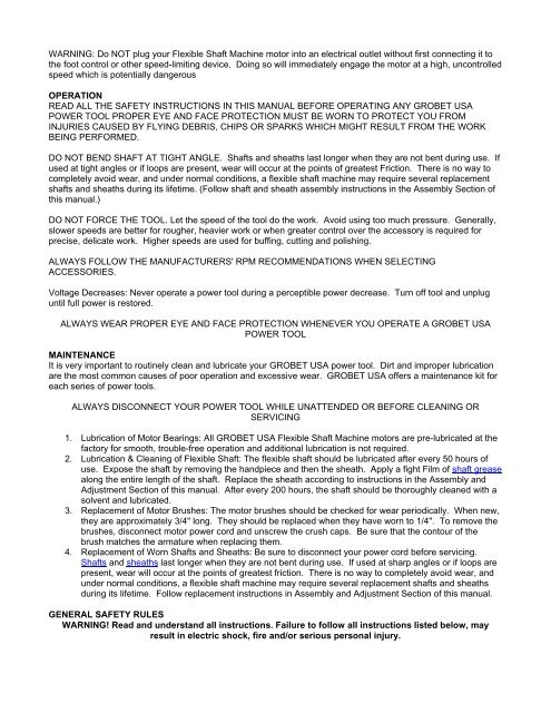 PDF format instructions - FDJ On Time