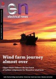 ELECTRICAL NEWS - Engineers Media