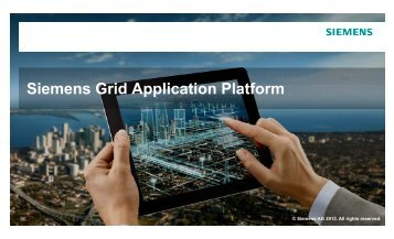 EnergyIP Platform - Siemens