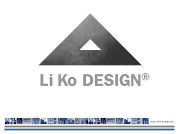 granite - slate - marble - LiKo Design