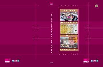 Informe 2004 - 2005 - Instituto Geográfico Agustín Codazzi