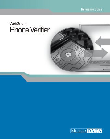 Phone Verifier - Melissa Data