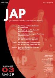 JAP 2011/2012, 138–144 - Institut für Strafrecht und Kriminologie ...