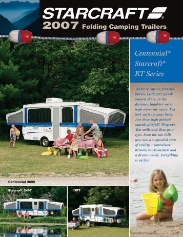 2007 Folding Camping Trailers
