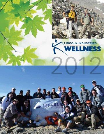 Lincoln Industries Wellness Program Brochure - The Alliance