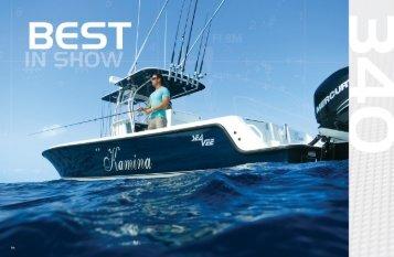 340 Brochure - SeaVee Boats