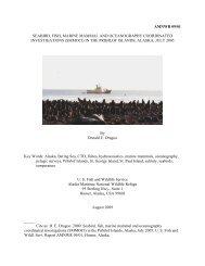 Oceanography - Pribilof Is 2005 - Aleutian and Bering Sea Islands ...